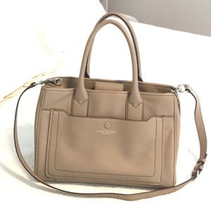 Marc Jacobs Empire City Convertible Leather Tote